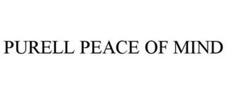 PURELL PEACE OF MIND