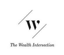 W THE WEALTH INTERSECTION