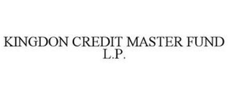 KINGDON CREDIT MASTER FUND L.P.