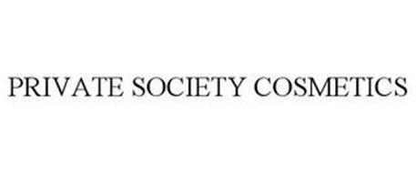 PRIVATE SOCIETY COSMETICS