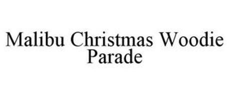 MALIBU CHRISTMAS WOODIE PARADE