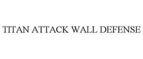 TITAN ATTACK WALL DEFENSE