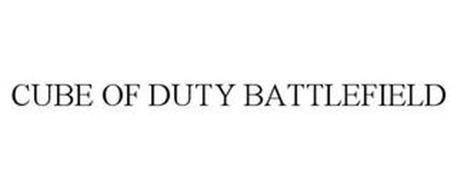 CUBE OF DUTY BATTLEFIELD