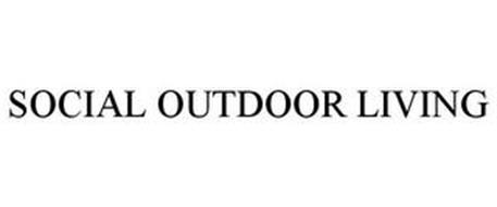 SOCIAL OUTDOOR LIVING