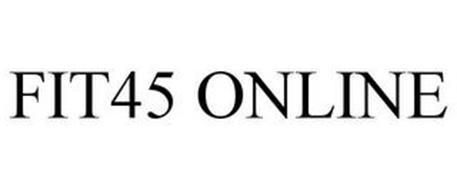 FIT45 ONLINE