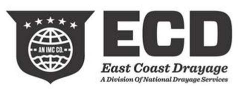 AN IMC CO. ECD EAST COAST DRAYAGE A DIVISION OF NATIONAL DRAYAGE SERVICES