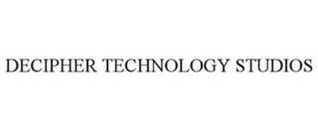 DECIPHER TECHNOLOGY STUDIOS