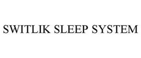 SWITLIK SLEEP SYSTEM