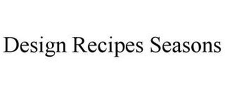 DESIGN RECIPES SEASONS