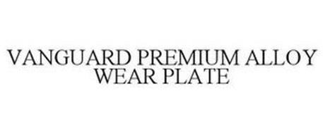 VANGUARD PREMIUM ALLOY WEAR PLATE