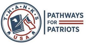 THANKS USA PATHWAYS FOR PATRIOTS