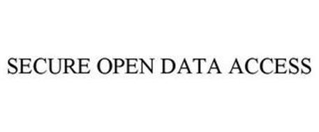 SECURE OPEN DATA ACCESS