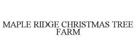 BALSAM RIDGE CHRISTMAS TREE FARM