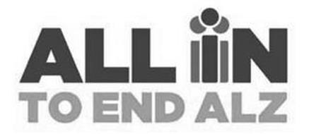 ALL IN TO END ALZ