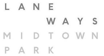 LANE WAYS MIDTOWN PARK