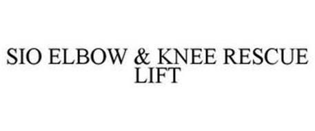 SIO ELBOW & KNEE RESCUE LIFT