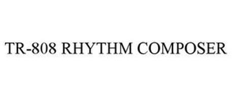 TR-808 RHYTHM COMPOSER