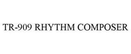 TR-909 RHYTHM COMPOSER
