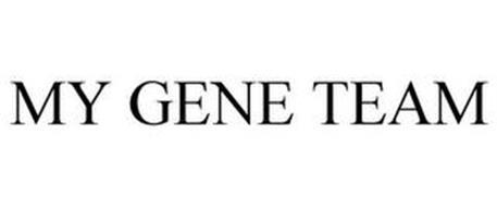 MY GENE TEAM