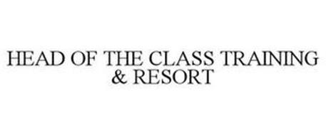 HEAD OF THE CLASS TRAINING & RESORT