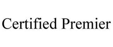 CERTIFIED PREMIER