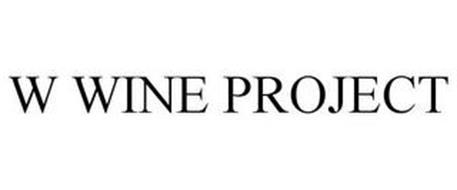 W WINE PROJECT