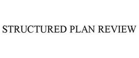 STRUCTURED PLAN REVIEW