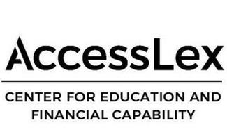 ACCESSLEX CENTER FOR EDUCATION AND FINANCIAL CAPABILITY