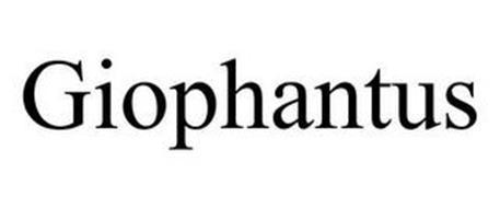 GIOPHANTUS