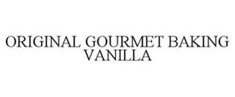 ORIGINAL GOURMET BAKING VANILLA