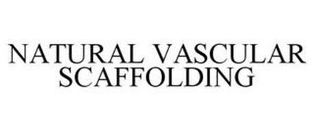 NATURAL VASCULAR SCAFFOLDING