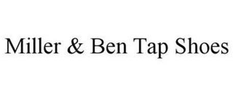 MILLER & BEN TAP SHOES