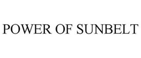 POWER OF SUNBELT