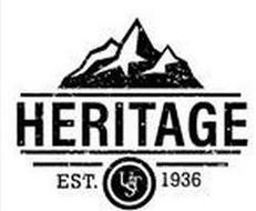 HERITAGE EST. UST 1936