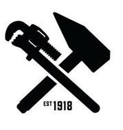 EST 1918 X