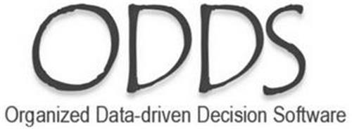 ODDS ORGANIZED DATA-DRIVEN DECISION SOFTWARE