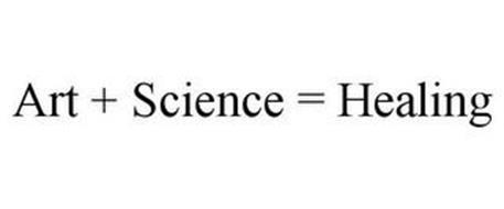 ART + SCIENCE = HEALING