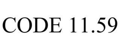 CODE 11.59