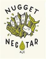 NUGGET NECTAR ALE ONCE A YEAR