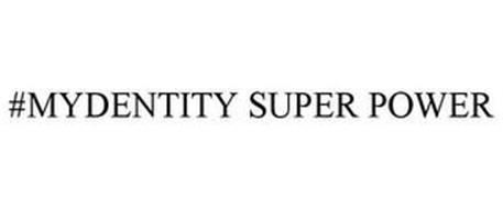 #MYDENTITY SUPER POWER