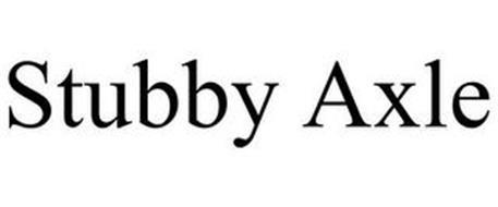 STUBBY AXLE