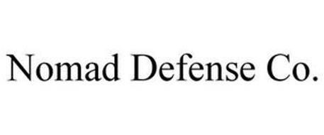 NOMAD DEFENSE CO.