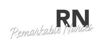 RN REMARKABLE NURSES