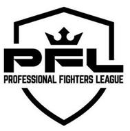 PFL PROFESSIONAL FIGHTERS LEAGUE
