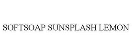 SOFTSOAP SUNSPLASH LEMON