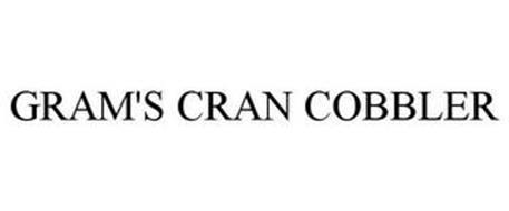GRAM'S CRAN COBBLER