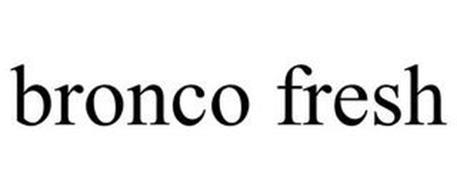 BRONCO FRESH