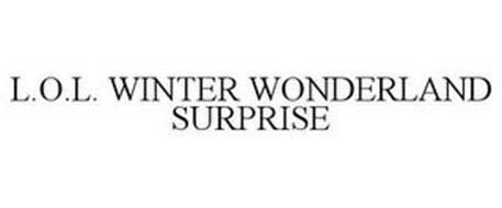 L.O.L. WINTER WONDERLAND SURPRISE