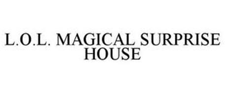 L.O.L. MAGICAL SURPRISE HOUSE