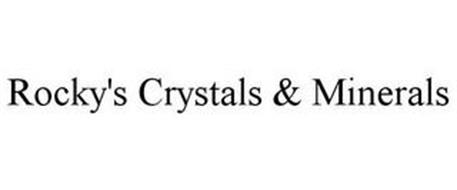 ROCKY'S CRYSTALS & MINERALS